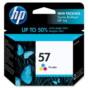 HP cart. 57 kolor