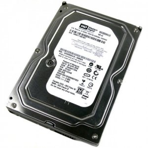 WD  HDD 500GB 8MB SATA2